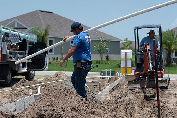 Doug Hambel's Plumbing construction plumbing