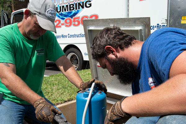 Plumbing services in Melbourne, FL