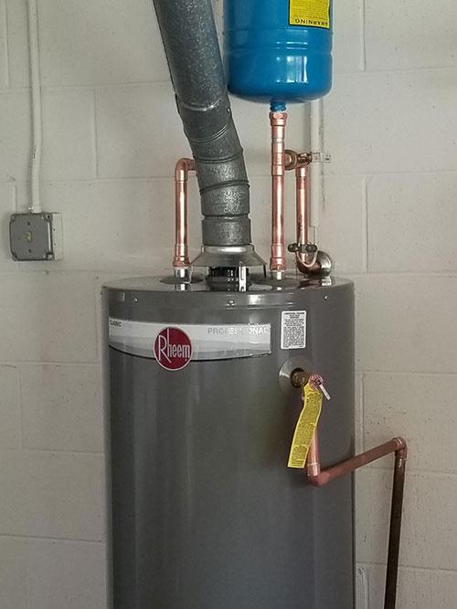 Residential Tank Heater