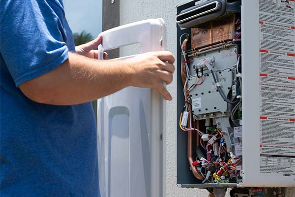 Water heater repair in Melbourne, FL